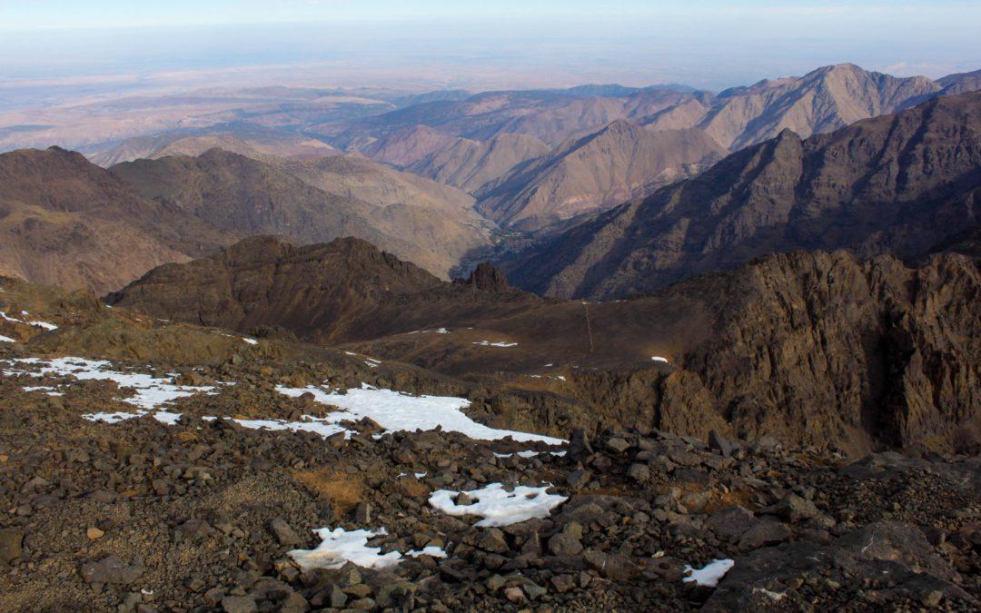 Ascensió al Toubkal