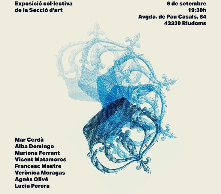 La Secció d'Art inaugura l'exposició «La renúncia»