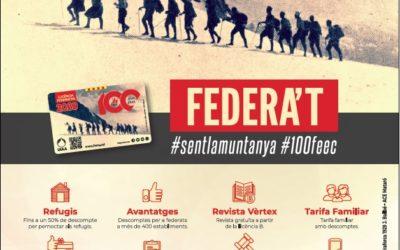 Llicències federatives de muntanya 2020
