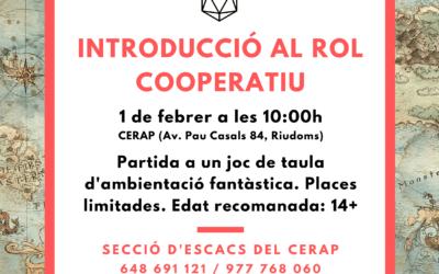 Introducció al rol cooperatiu