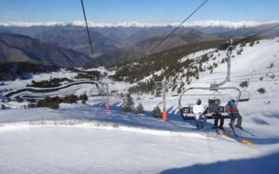 ANUL·LAT!! Esquiada de la Colla de Diables de Riudoms