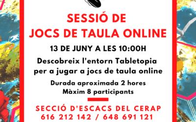 #laculturaacasa: Descobreix la plataforma Tabletopia