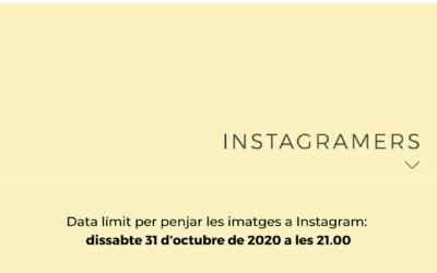 Premis Arnau de Palomar 2020: Instagramers
