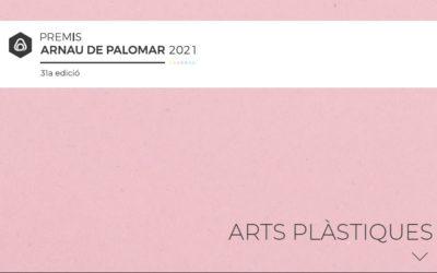 Premis Arnau de Palomar 2021: Arts plàstiques