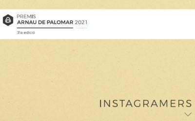 Premis Arnau de Palomar 2021: Instagramers