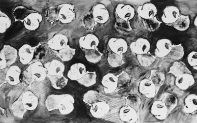 Inauguració de l'exposició «Re-Descobrint-nos», de Marina Barberà